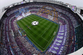 Real Madrid - Sevilla - Juletilbud