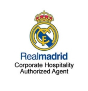 Real Madrid officiel agent logo. Sportenrejser er det sikre valg ved real madrid
